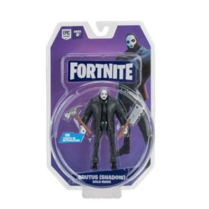 "Fortnite 4"" Solo Mode Core Figure - Brutus Shadow"
