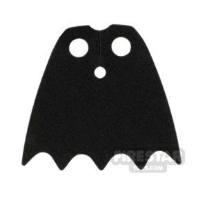 Product shot LEGO Cape - Batman - Black