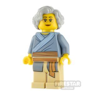Product shot LEGO City Minfigure Porcelain Vendor Tunic