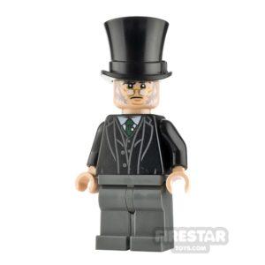 Product shot LEGO City Minifigure Ebenezer Scrooge