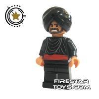 Product shot LEGO Indiana Jones Mini Figure - Cairo Swordsman