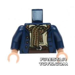 Product shot LEGO Mini Figure Torso - Pippin