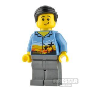 Product shot LEGO Monkie Kid Minifigure Jia