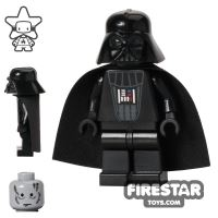Product shot LEGO Star Wars Mini Figure - Darth Vader - Imperial Inspection
