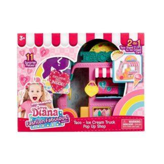 """""""Love Diana 3.5' Doll & 2in1 Taco"""