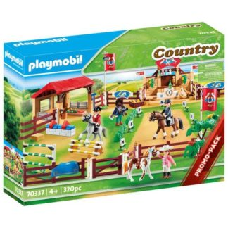 Playmobil 70337 Country Farm Horse Riding Arena