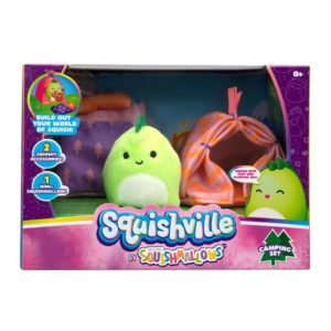 Squishville Soft Toy Accessory Set - Camping