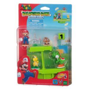 Super Mario Balancing Game Ground Stage