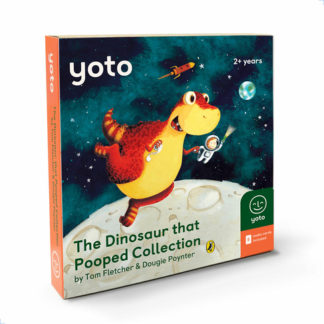 The Dinosaur that Pooped Collection by Tom Fletcher & Dougie Poynter