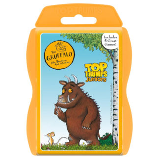 Product shot The Gruffalo Junior Top Trumps