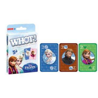'WHOT' Frozen - Card Game