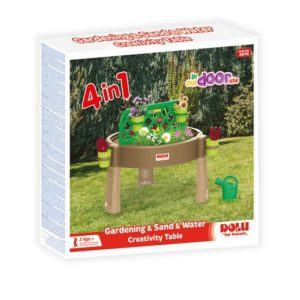 Dolu 4-in1 Gardening and Sand & Water Creativity Table