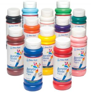 Acrylic Paint 500ml Classpack (Pack of 12)