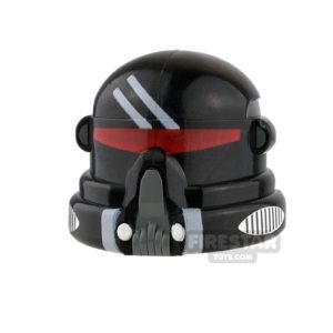 Product shot Clone Army Customs Airborne Helmet Shadow