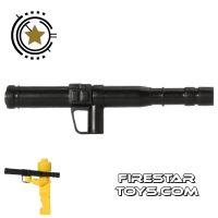 Product shot Clone Army Customs - Rocket Launcher - Black