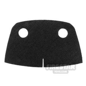 Product shot Custom Design Cape Short Trenchcoat Round Collar