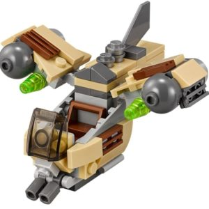 Product shot Custom Mini Set - Star Wars - Clone Trooper Speeder