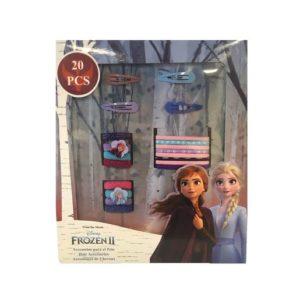 Disney Frozen 2 Hair Accessories Set - 20 Pack
