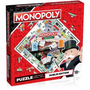 Dublin Monopoly Jigsaw