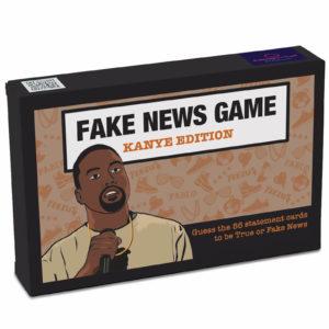 Fake News Kanye Edition Card Game