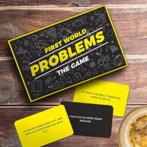 First World Problems Card Game