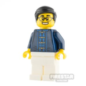 Product shot LEGO City Minifigure Chinese New Year Father