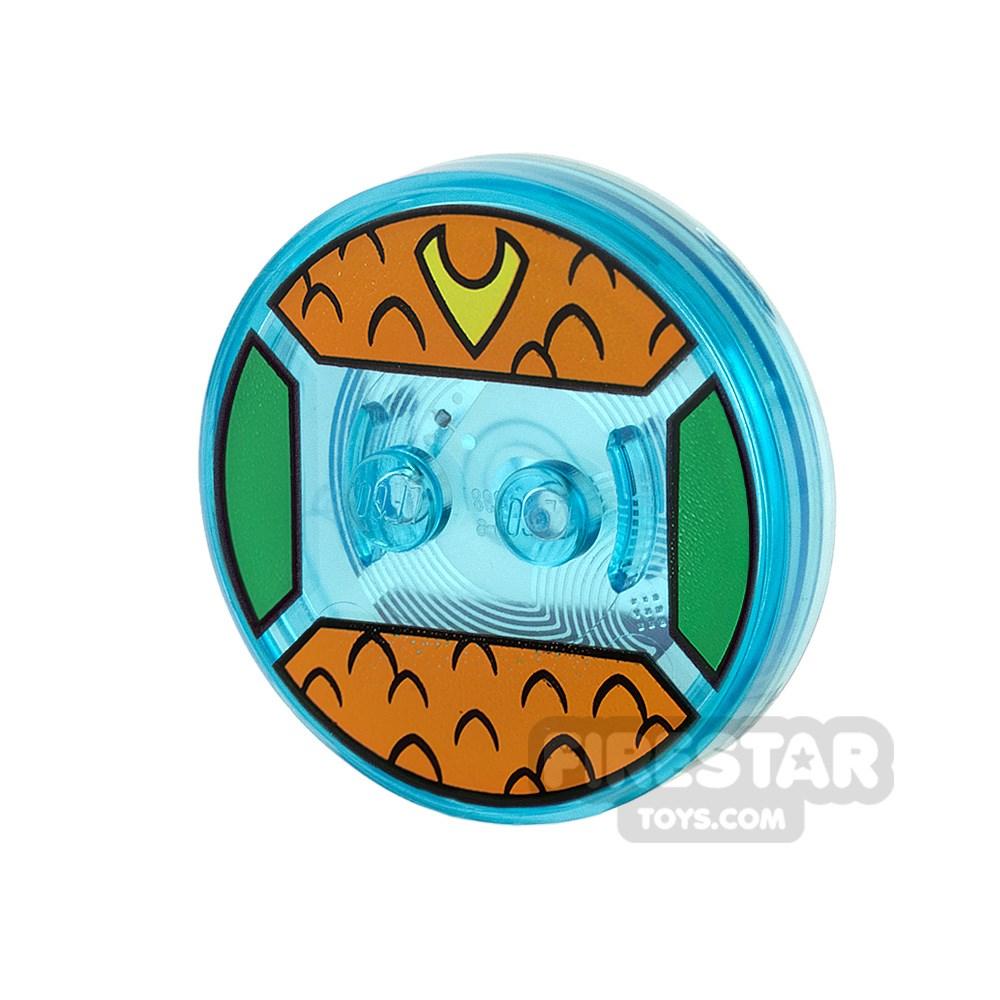Product shot LEGO Dimensions Toy Tag - Aquaman
