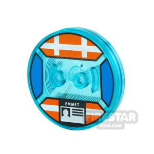 Product shot LEGO Dimensions Toy Tag - Emmet