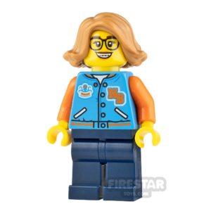 Product shot LEGO Hidden Side Minifigure Paola