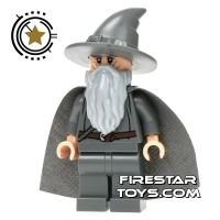 Product shot LEGO Lord of the Rings Mini Figure - Gandalf the Grey