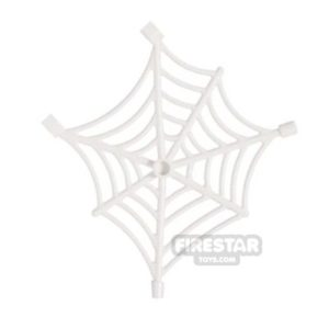 Product shot LEGO - Spiders Web - White