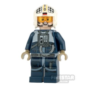 Product shot LEGO Star Wars Mini Figure - U-Wing Pilot