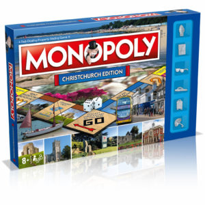 Monopoly Board Game - Christchurch Edition