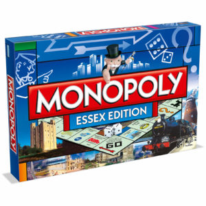 Monopoly Board Game - Essex Edition