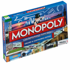 Monopoly Board Game - Grimsby Edition