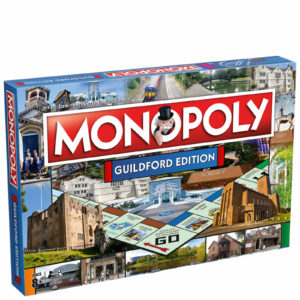 Monopoly Board Game - Guildford Edition
