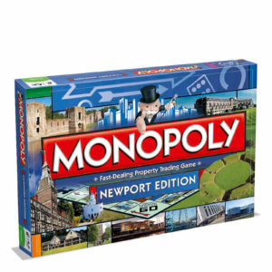 Monopoly Board Game - Newport Edition
