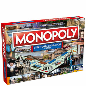 Monopoly Board Game - Stratford Edition