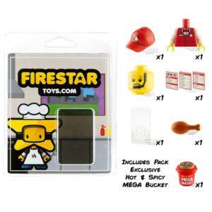 Product shot Brick'n Chicken Pack - Set of 9 Chicken Shop Accessories