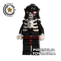 Product shot LEGO Castle - Fantasy Era - Skeleton Warrior 4