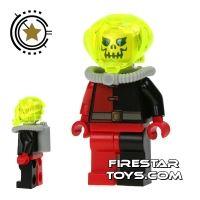 Product shot LEGO Deep Sea - Ogel Minion