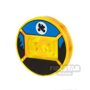 Product shot LEGO Dimensions Toy Tag - E. T.