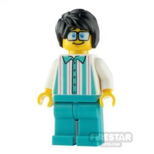Product shot LEGO Monkie Kid Minifigure Lee