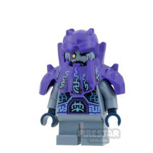 Product shot LEGO Nexo Knights Mini Figure - Reex