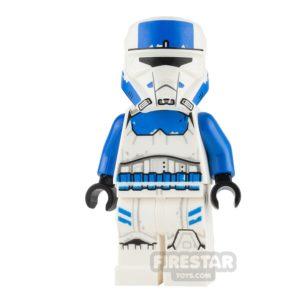 Product shot LEGO Star Wars Mini Figure - Imperial Transport Pilot