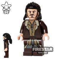 Product shot LEGO The Hobbit Mini Figure - Bard the Bowman