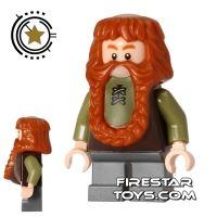 Product shot LEGO The Hobbit Mini Figure - Bombur the Dwarf