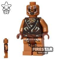 Product shot LEGO The Hobbit Mini Figure - Gundabad Orc - Bald
