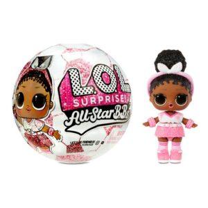L.O.L Surprise! All-Star B.B.s Sports Football Team - Series 3 (Styles Vary)