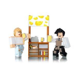 Roblox Adopt Me Figure Pack: Lemonade Stand